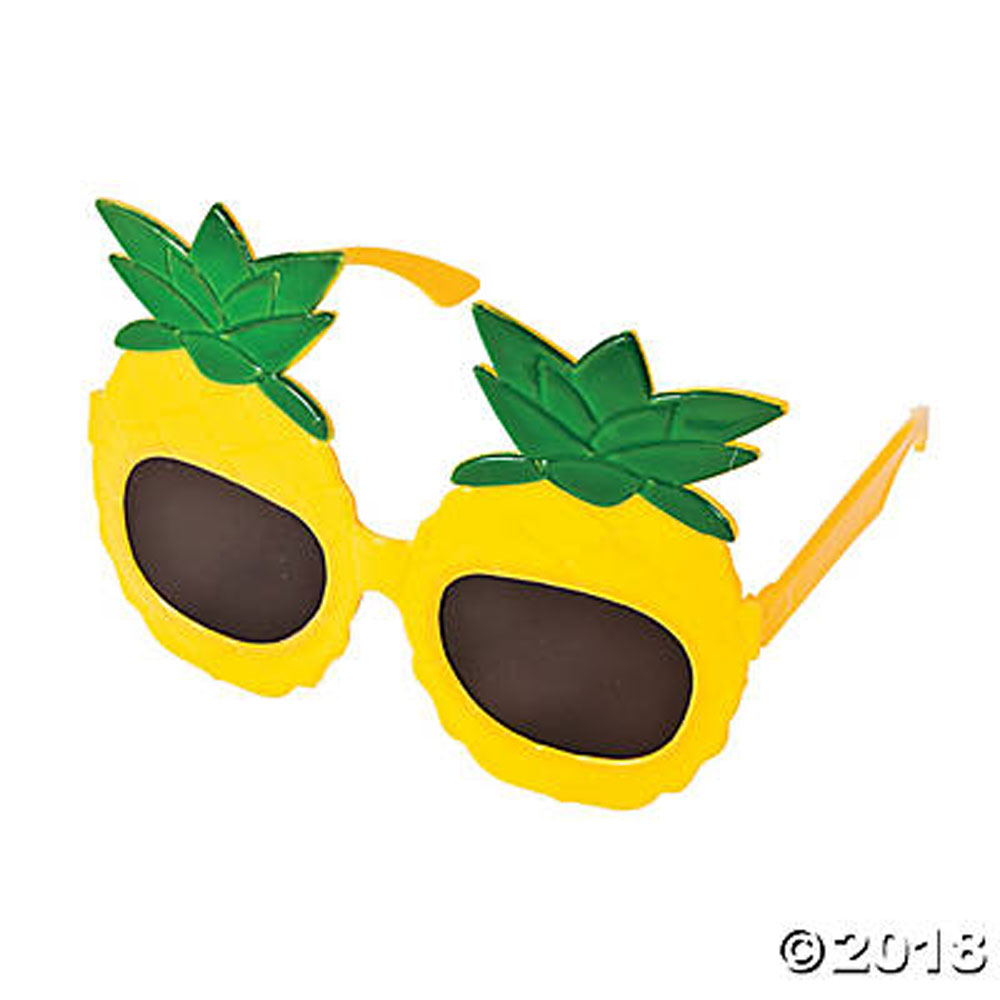 896787807 SUNGLASSES PINEAPPLE ITEM: 70736